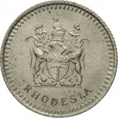 Rhodésie, 5 Cents, 1975, SPL, Copper-nickel, KM:13