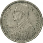 Monaco, Louis II, 10 Francs, 1946, MS(63), Copper-nickel, KM:123