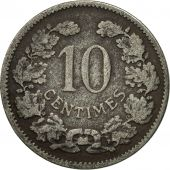 Luxembourg, Adolphe, 10 Centimes, 1901, SUP, Copper-nickel, KM:25