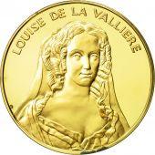 France, Medal, Louise de la Valliere, SPL, Vermeil