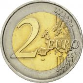 France, 2 Euro, EMU, 2009, SPL, Bi-Metallic