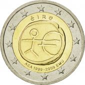 IRELAND REPUBLIC, 2 Euro, EMU, 2009, SPL, Bi-Metallic