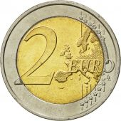 Greece, 2 Euro, EMU, 2009, EF(40-45), Bi-Metallic