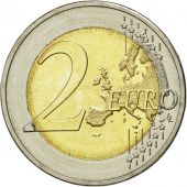 Estonia, 2 Euro, 10 ans de lEuro, 2012, MS(63), Bi-Metallic