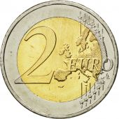 Greece, 2 Euro, 10 ans de lEuro, 2012, MS(63), Bi-Metallic
