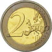 IRELAND REPUBLIC, 2 Euro, Traité de Rome 50 ans, 2007, TTB, Bi-Metallic