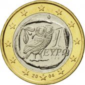 Greece, Euro, 2004, MS(63), Bi-Metallic, KM:187