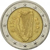 IRELAND REPUBLIC, 2 Euro, 2005, SPL, Bi-Metallic, KM:39