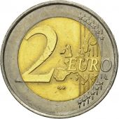 Belgium, 2 Euro, Union B-L, 2005, MS(63), Bi-Metallic, KM:240