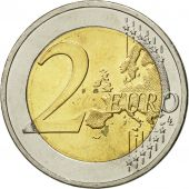 Greece, 2 Euro, 2014, MS(63), Bi-Metallic