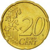IRELAND REPUBLIC, 20 Euro Cent, 2004, TTB+, Laiton, KM:36