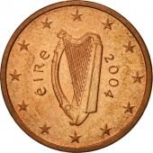IRELAND REPUBLIC, 5 Euro Cent, 2004, SUP, Copper Plated Steel, KM:34