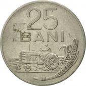 Roumanie, 25 Bani, 1960, TTB+, Nickel Clad Steel, KM:88
