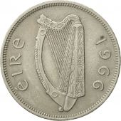 IRELAND REPUBLIC, Florin, 1966, SUP, Copper-nickel, KM:15a