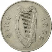 IRELAND REPUBLIC, 10 Pence, 1969, TTB+, Copper-nickel, KM:23