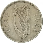 IRELAND REPUBLIC, Shilling, 1964, TTB+, Copper-nickel, KM:14A