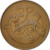 Coin, IRELAND REPUBLIC, 2 Pence, 1971, AU(50-53), Bronze, KM:21