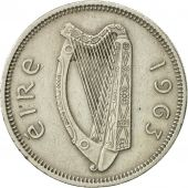 IRELAND REPUBLIC, Shilling, 1963, TTB+, Copper-nickel, KM:14A