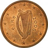 IRELAND REPUBLIC, 5 Euro Cent, 2006, TTB, Copper Plated Steel, KM:34