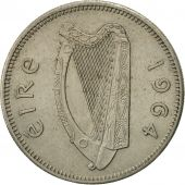 IRELAND REPUBLIC, Shilling, 1964, TTB, Copper-nickel, KM:14A