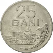 Roumanie, 25 Bani, 1960, TTB, Nickel Clad Steel, KM:88