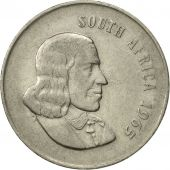 South Africa, 20 Cents, 1965, EF(40-45), Nickel, KM:69.1