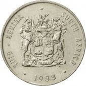 South Africa, Rand, 1983, EF(40-45), Nickel, KM:88a
