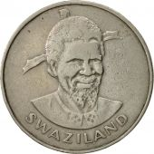 Swaziland, Sobhuza II, Lilangeni, 1979, British Royal Mint, TTB, Copper-nickel