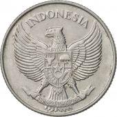 Indonésie, 25 Sen, 1957, SUP, Aluminium, KM:11