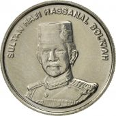 BRUNEI, Sultan Hassanal Bolkiah, 10 Sen, 1994, SUP, Copper-nickel, KM:36