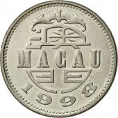 Macau, Pataca, 1998, British Royal Mint, SUP, Copper-nickel, KM:57