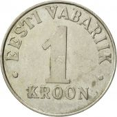 Estonia, Kroon, 1995, TTB+, Copper-nickel, KM:28