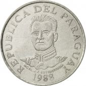 Paraguay, 50 Guaranies, 1988, AU(50-53), Stainless Steel, KM:169