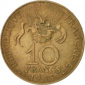France, La conquête, 10 Francs, 1983, Paris, TTB+, Nickel-Bronze, KM:952