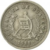 Guatemala, 5 Centavos, 1988, TTB+, Copper-nickel, KM:276.4
