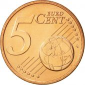 Malte, 5 Euro Cent, 2008, FDC, Copper Plated Steel, KM:127