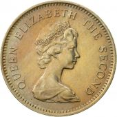 Falkland Islands, Elizabeth II, 5 Pence, 1980, TTB+, Copper-nickel, KM:4.1