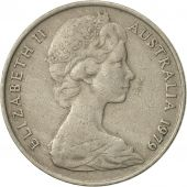 Australia, Elizabeth II, 10 Cents, 1979, EF(40-45), Copper-nickel, KM:65