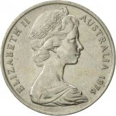 Australia, Elizabeth II, 10 Cents, 1976, AU(50-53), Copper-nickel, KM:65