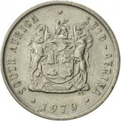 South Africa, 10 Cents, 1970, British Royal Mint, AU(50-53), Nickel, KM:85