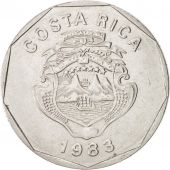 Costa Rica, 20 Colones, 1983, KM:216.1