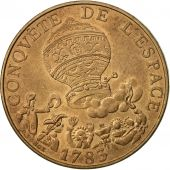France, La conquête, 10 Francs, 1983, Paris, SUP+, Nickel-Bronze, KM:952