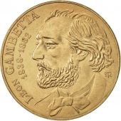 France, Gambetta, 10 Francs, 1982, Paris, SUP+, Nickel-Bronze, KM:950