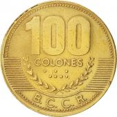Costa Rica, 100 Colones, 1997, KM:230a