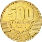 Costa Rica, 500 Colones, 2003, KM:239.1