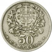 Portugal, 50 Centavos, 1947, TB+, Copper-nickel, KM:577