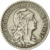 Portugal, Escudo, 1927, TTB, Copper-nickel, KM:578