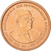 Maurice, 5 Cents, 1987, KM:52