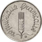 France, Épi, Centime, 1993, Paris, MS(60-62), Stainless Steel, KM:928