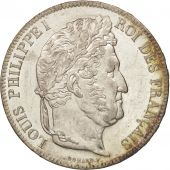 France, Louis-Philippe, 5 Francs, 1835, Paris, MS(60-62), Silver, KM:749.1